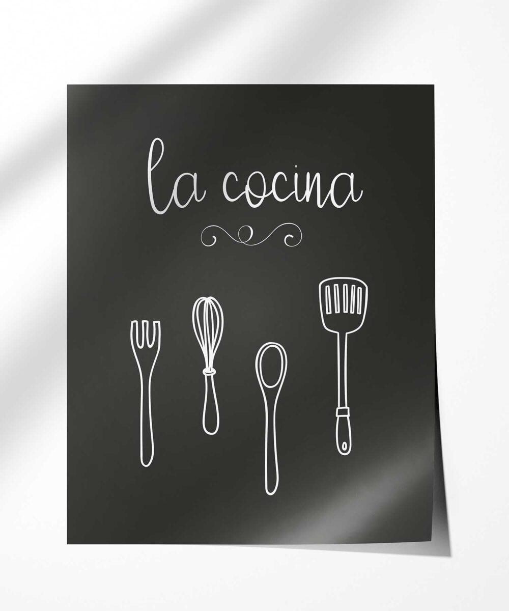 La-Coccina-Poster-Print-Duwart-Store