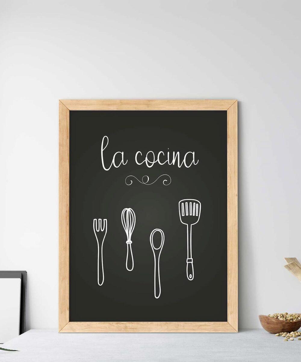 La-Cocina-Wooden-Frame-Duwart