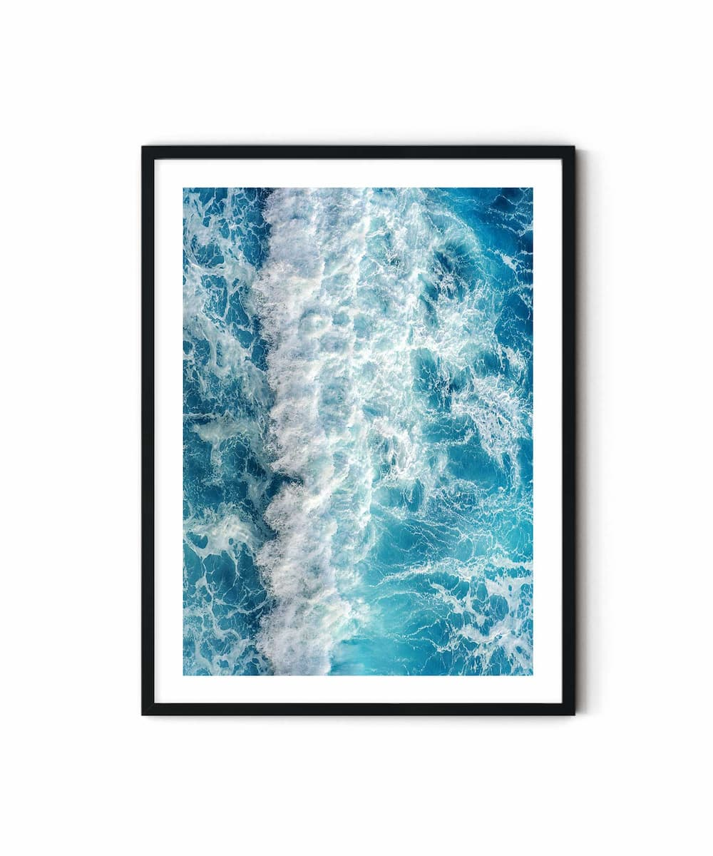 Ocean-Waves-Poster-Duwart