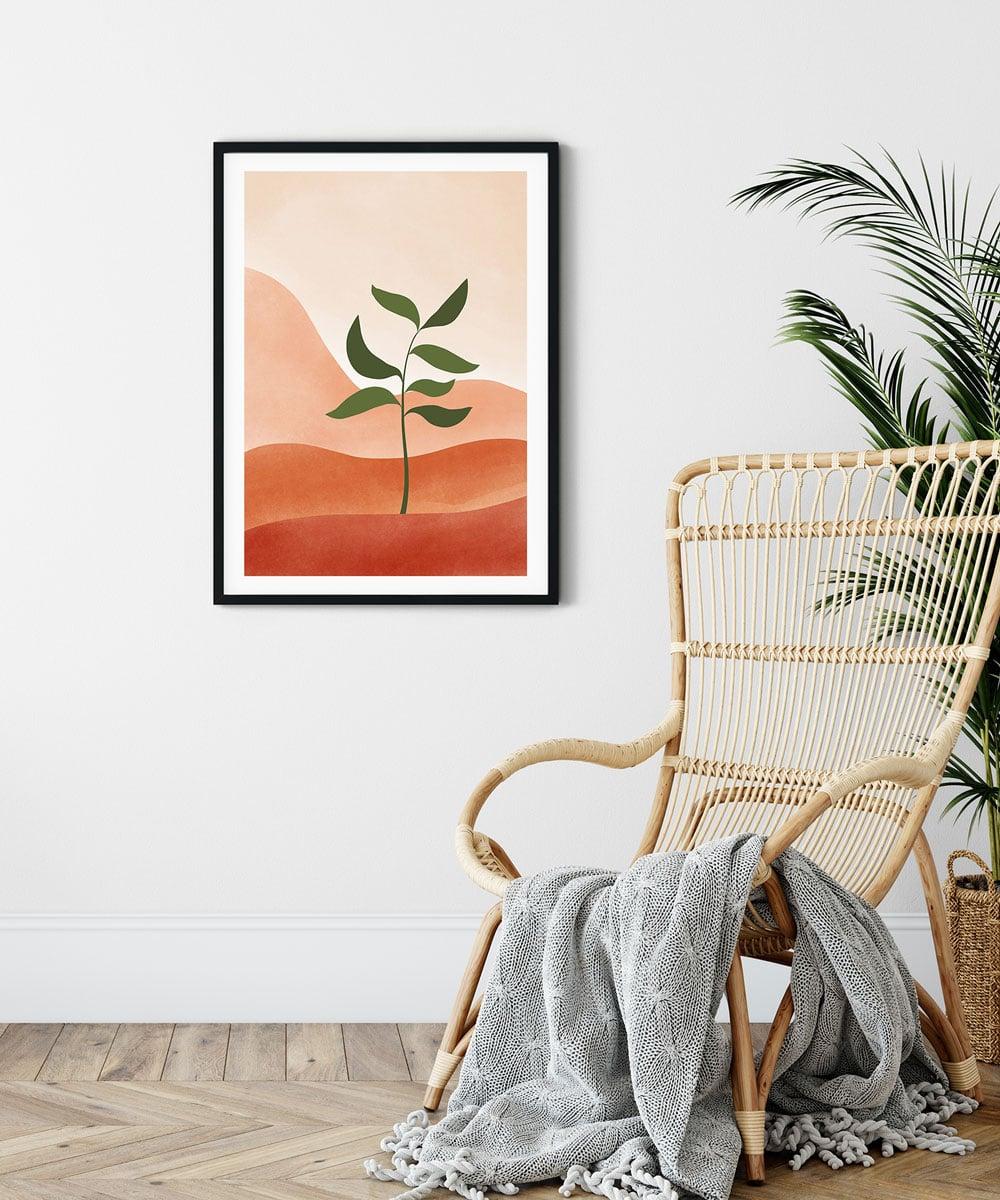 Desert-Plant-Poster