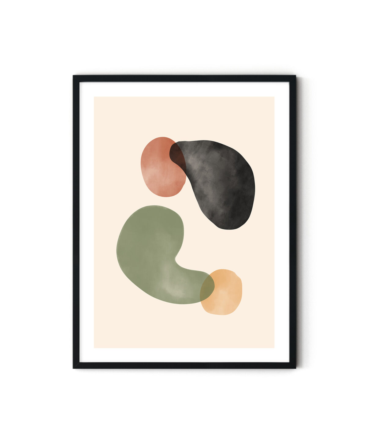 Soyut Abstract Poster