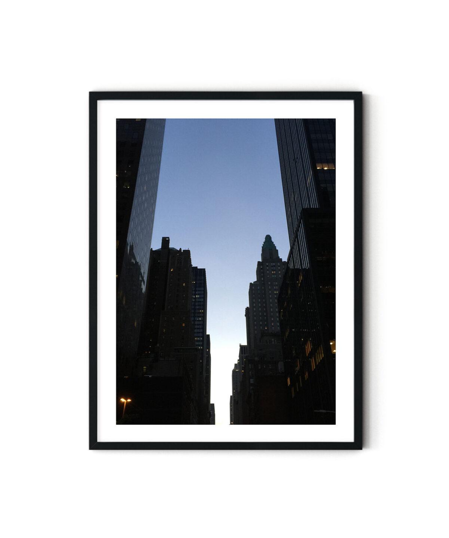 Skyscraper-Poster