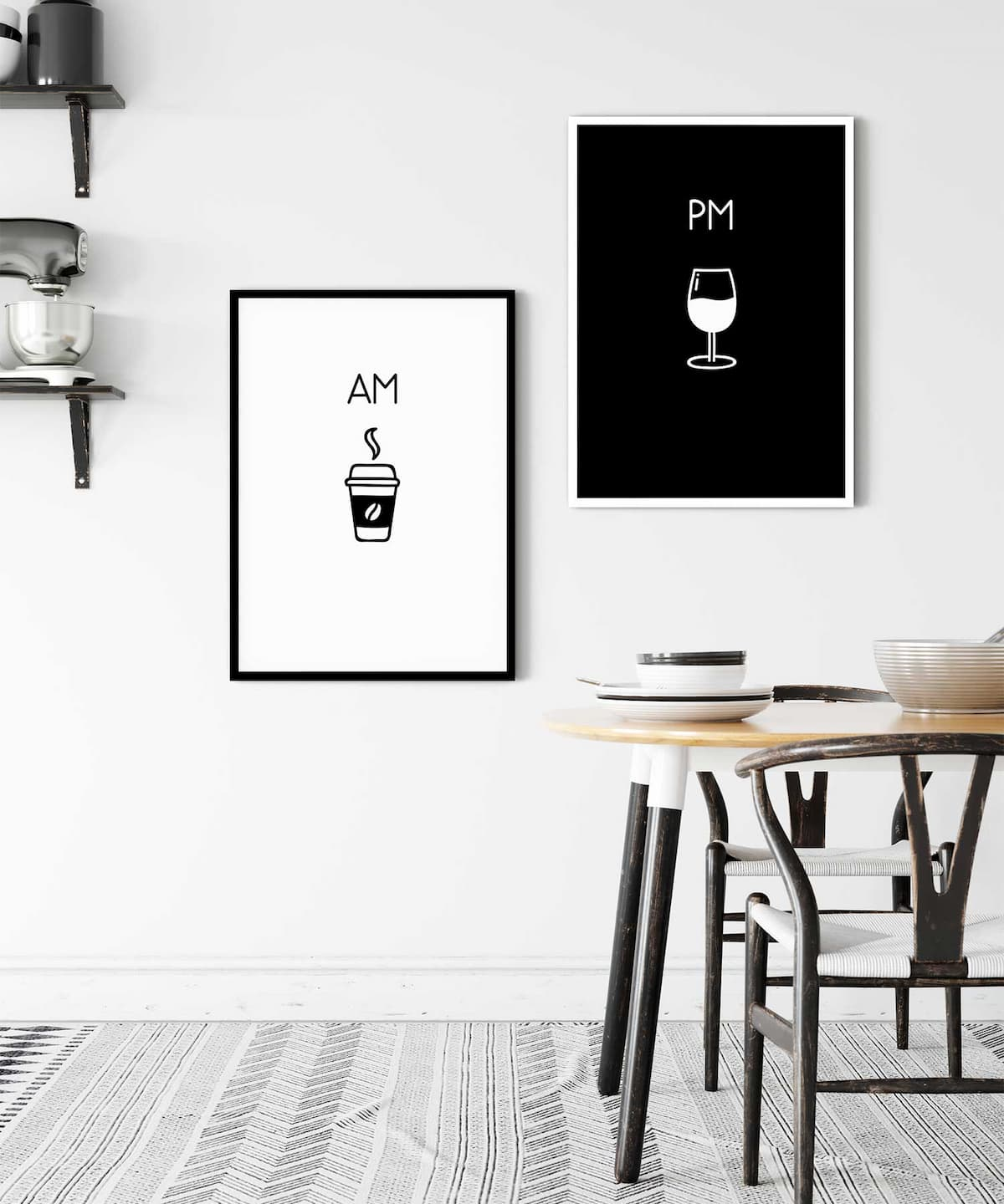 DAY-and-Night-Drink-POSTER-SET-Duwart