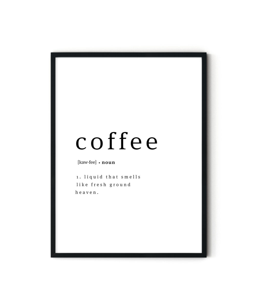 coffee-Motto-No-2-Poster-Duwart