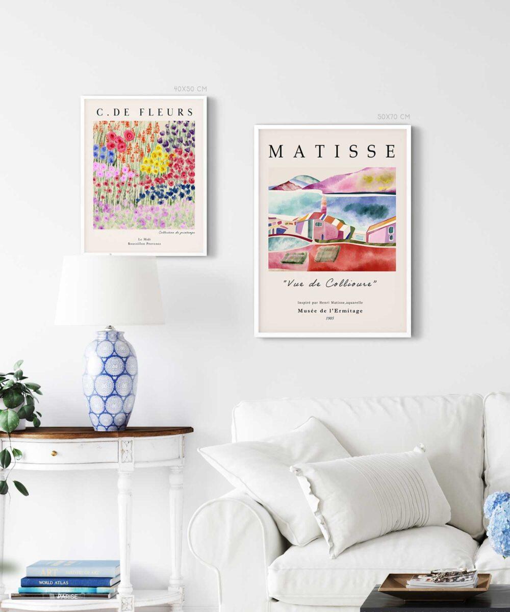 Fleurs-Poster-Set-on-Wall-Duwart-NEW