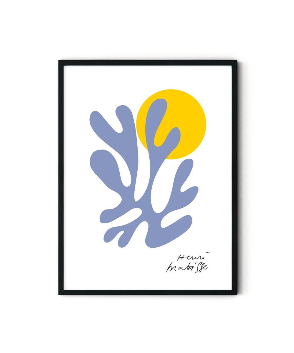Blue-Plant-Poster-Duwart