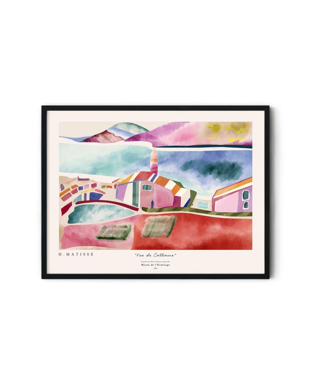 Vue-de-Collioure-Poster-No-2