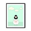 Baby-Sheep-Poster-Duwart