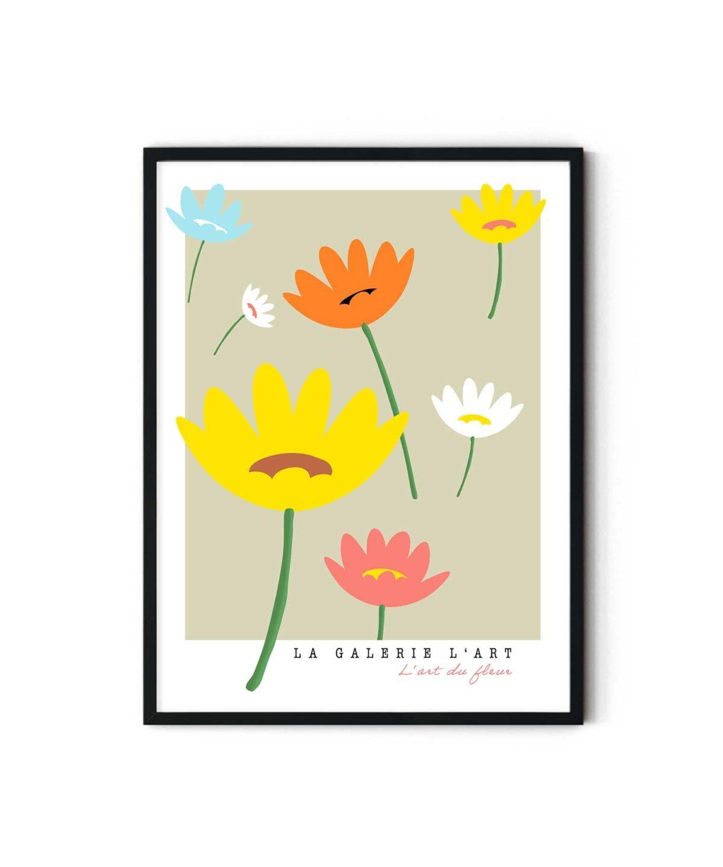 Daisy-Poster-Duwart