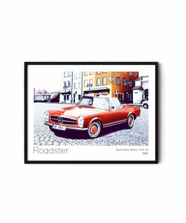 Roadster-Poster-Duwart