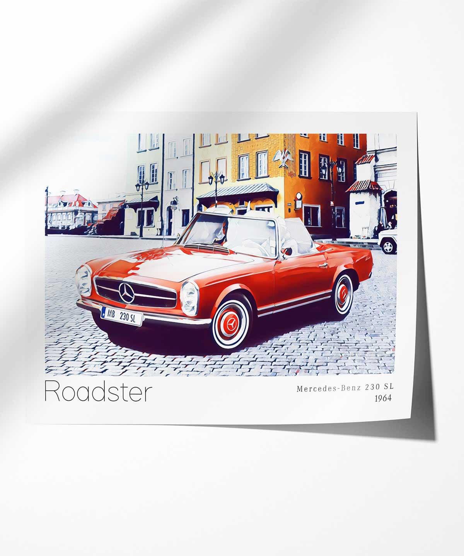 Roadster-Poster-Print-Duwart