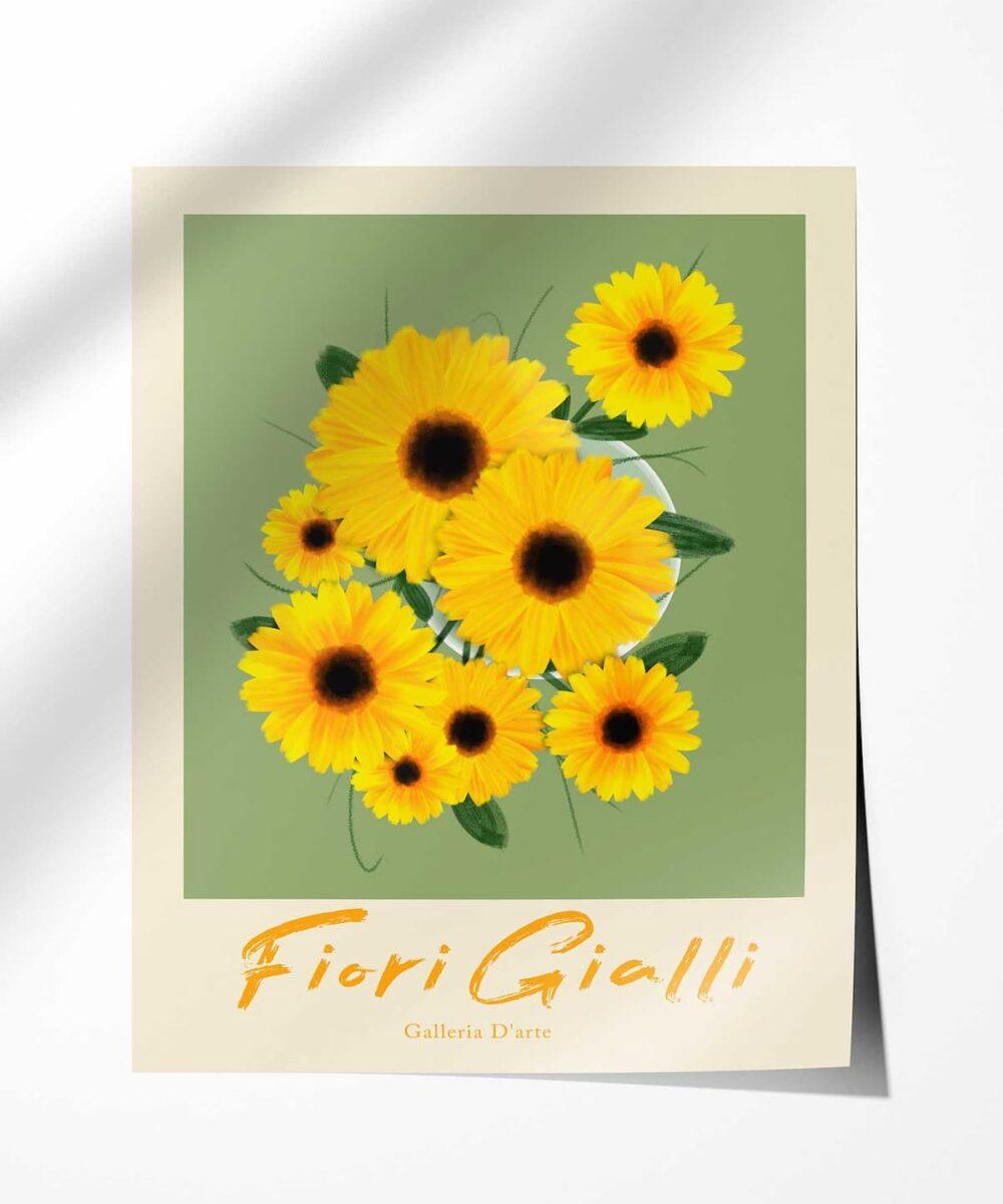 Sun-Flowers-Poster-Print-Duwart