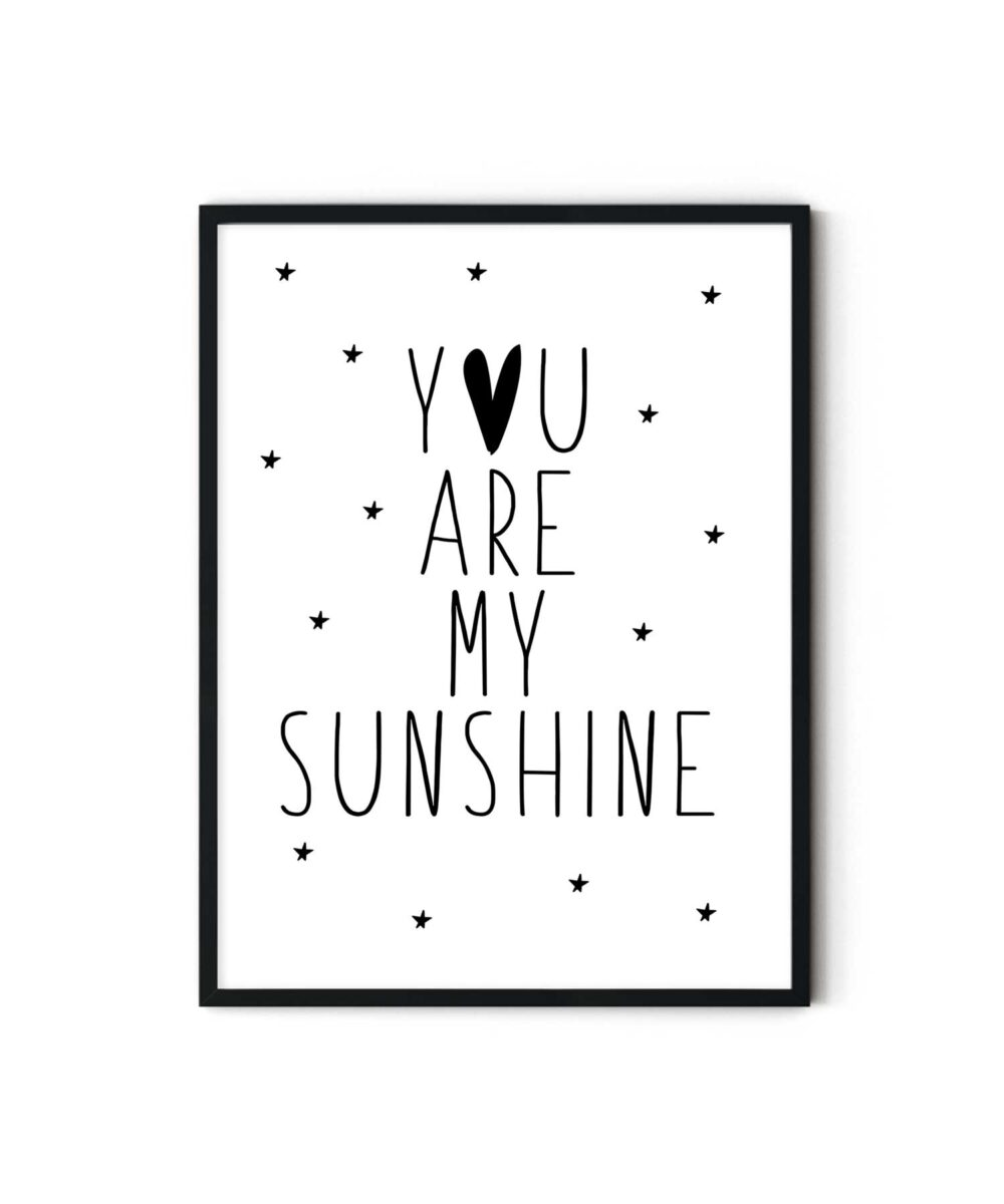 You-Are-My-Sunshine-Poster-Duwart