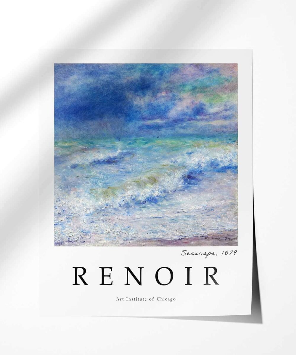 Auguste-Renoir-Seascape-Poster-Photopaper