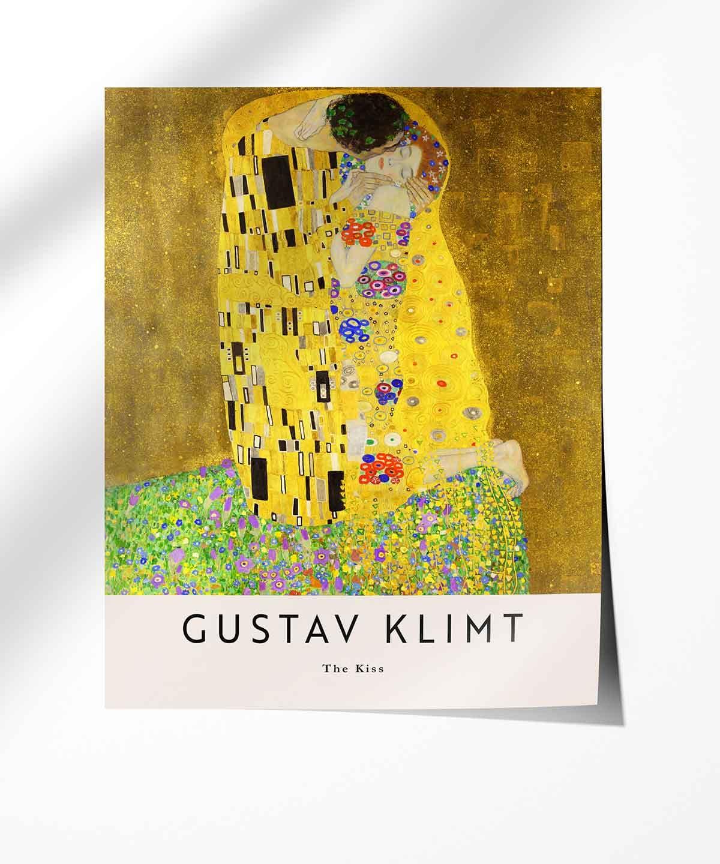 Gustav-Klimt-The-Kiss-Poster-Photopaper-Duwart