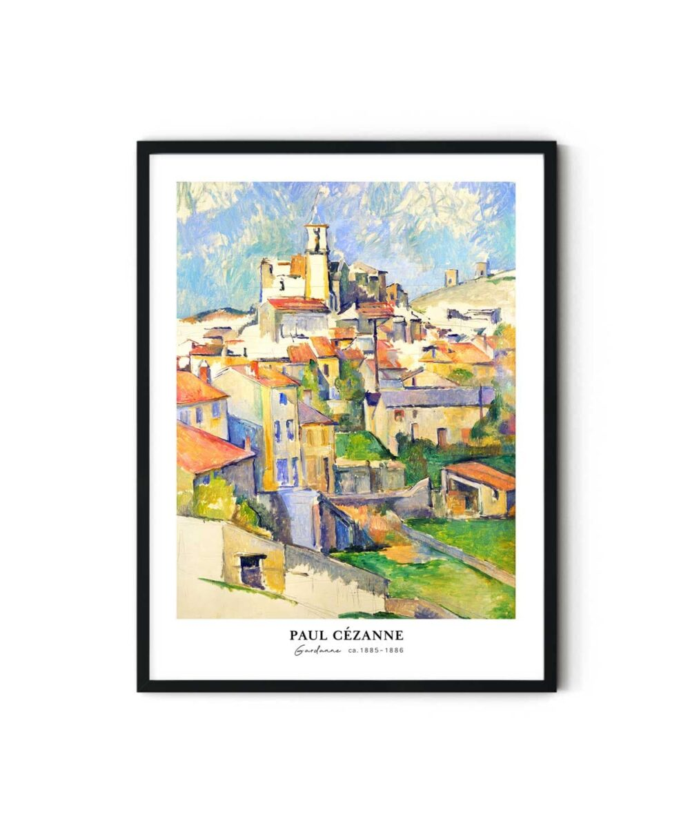 Paul-Cezanne-Gardanne-Poster-Duwart
