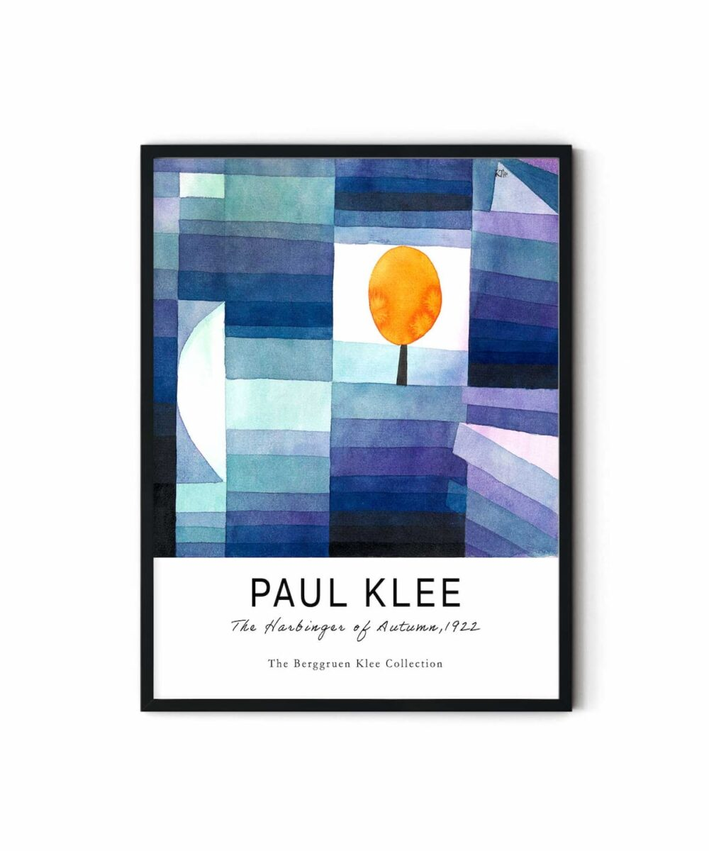 Paul-Klee-The-Harbinger-of-Autumn-Poster-Duwart