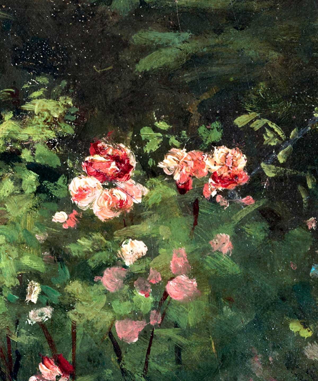 Camille-Pissarro-A-Rose-Garden-Poster-Photopaper-Zoomed-Duwart
