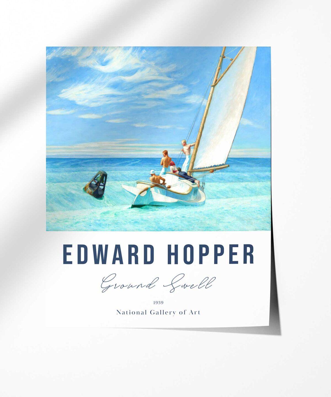 Edward-Hopper-Ground-Swell-Poster-Art-Print-Photopaper-Duwart
