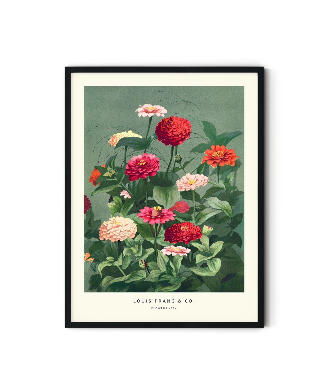 Louis-Prang-&-Co.-Flowers-Poster-Duwart
