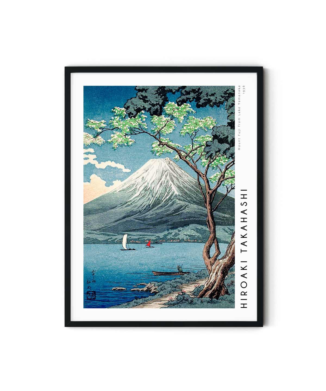 Mount-Fuji-from-Lake-Yamanaka-Poster-Duwart