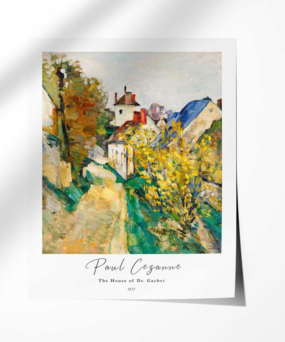 Paul-Cezanne-The-House-of-Dr.Gachet-Poster-Photopaper-Duwart