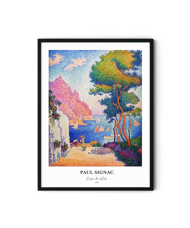 Paul-Signac-Capo-Di-Noli-Poster-Duwart