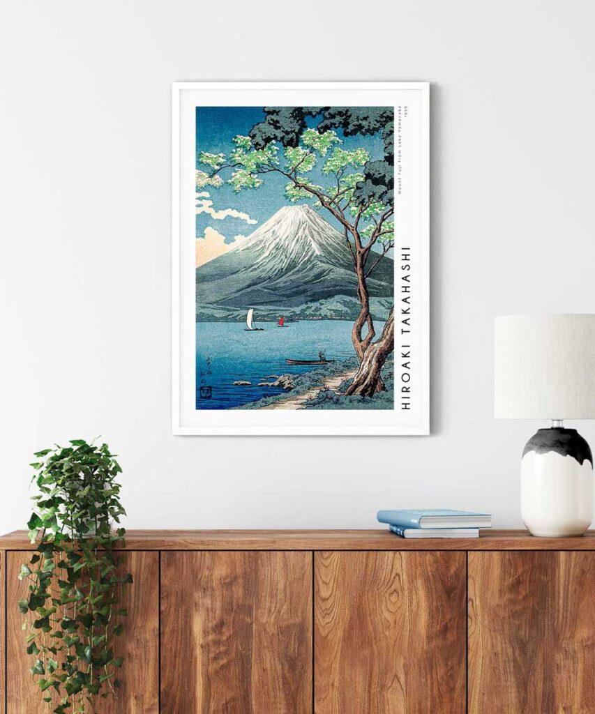 Hiroaki-Takahashi-Mount-Fuji-from-Lake-Yamanaka-Poster-Japanese-Art-Duwart