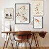 Japanese-Art-Poster-Set-Duwart-Gallery-Wall