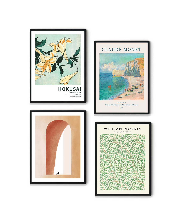End-of-Summer-Poster-Set-White-Backgound-Gallery-Wall-Duwart
