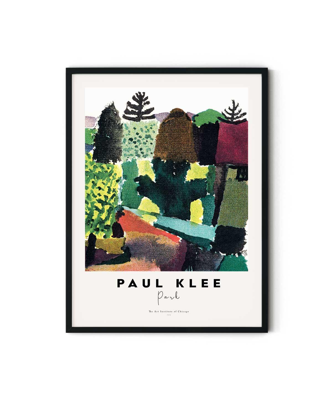 Paul-Klee-Park-Poster-Duwart